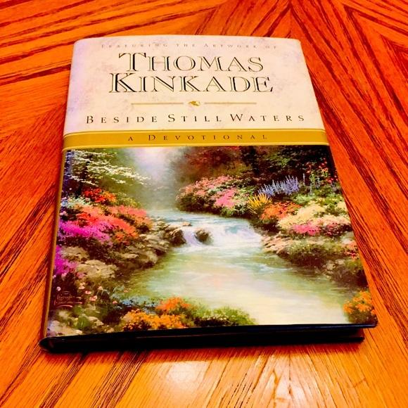 Thomas Kinkade Beside Still Waters A Devotional